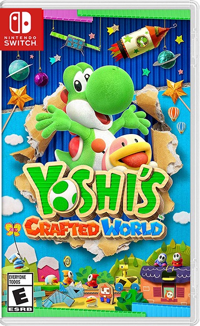Yoshi's Crafted World Switch NSP