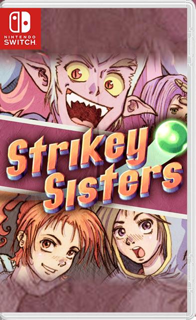 Strikey Sisters Switch NSP