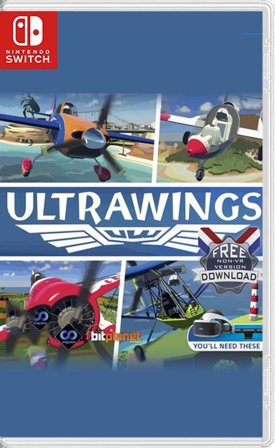 Ultrawings Switch NSP - Switch-xci com
