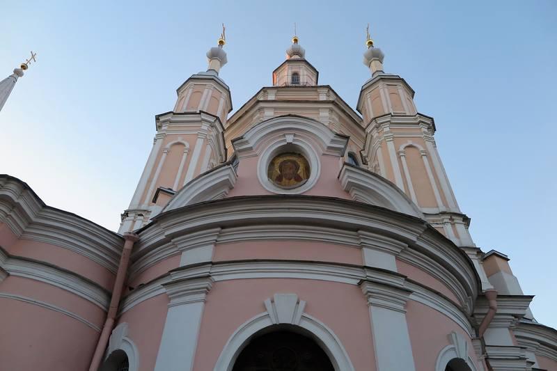 Прогулка по Васильевскому острову Петербурга