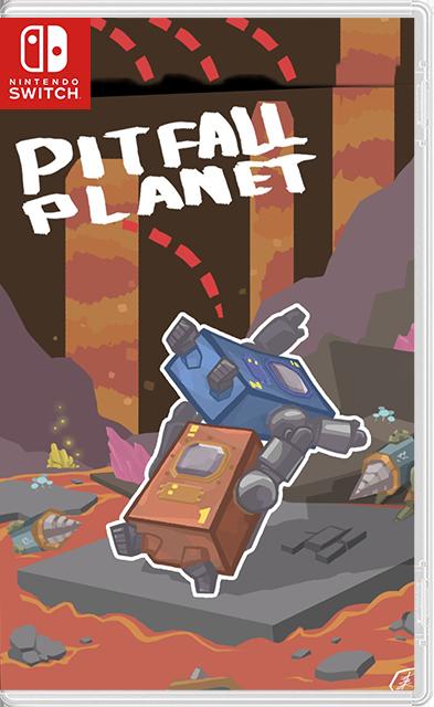 Pitfall Planet Switch NSP