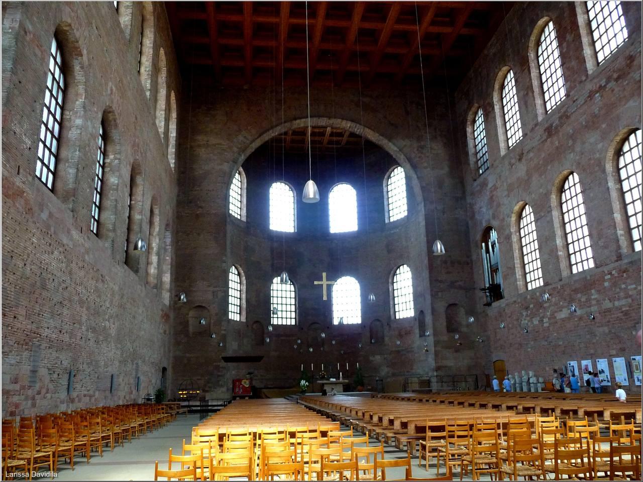 Trier-Basilika d