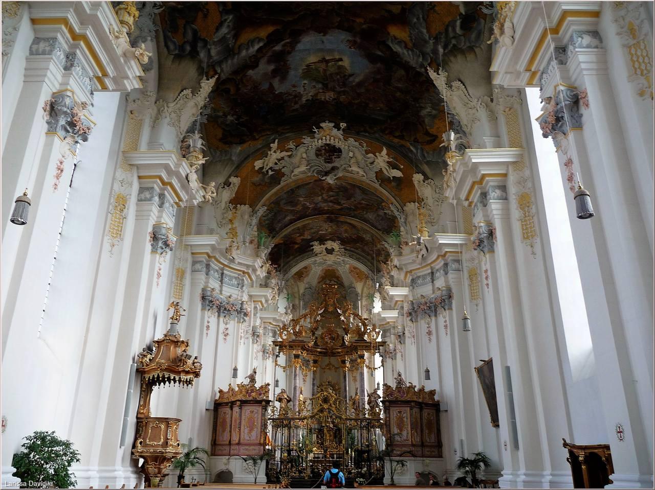Trier. St. Paulin (6)