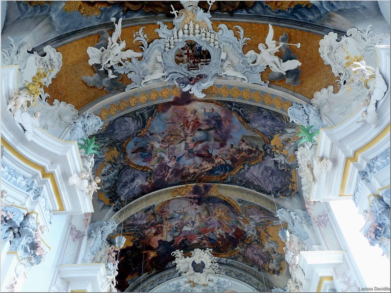 Trier. St. Paulin (13)
