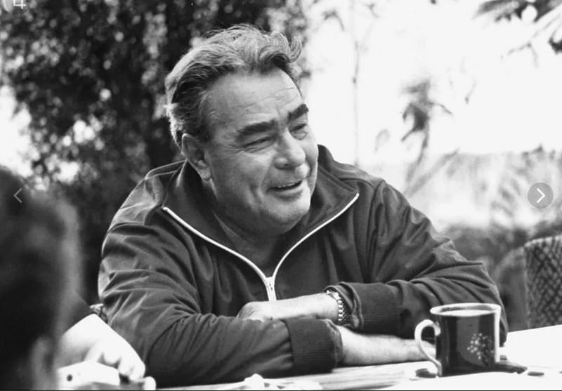 Леонид Ильич Брежнев