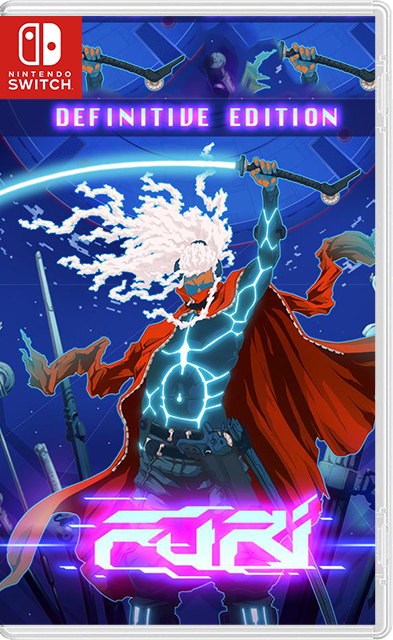 Furi Definitive Edition Switch NSP XCI