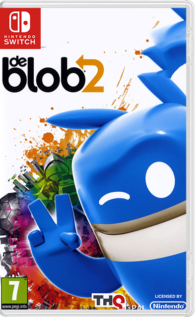 de Blob 2 Switch NSP XCI NSZ