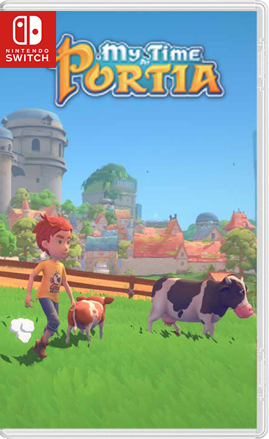 My Time at Portia Switch NSP