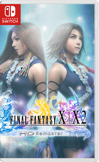 FINAL FANTASY X/X-2 HD Remaster Switch NSP