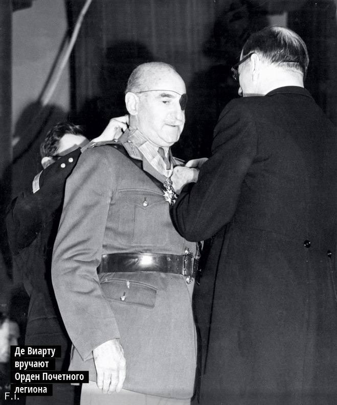 Адриан Картон де Виар - один из самых счастливых вояк в мире 3abddaaf1ec2