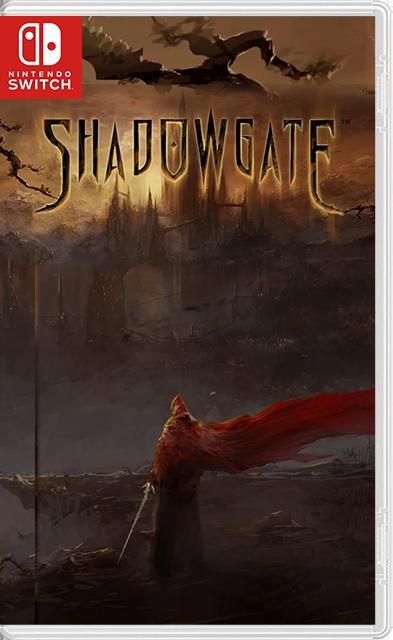 Shadowgate Switch NSP