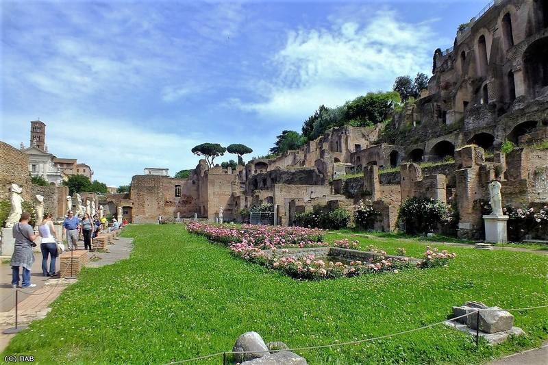 Римские странности