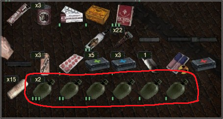 LOGICAL ITEM STACKING