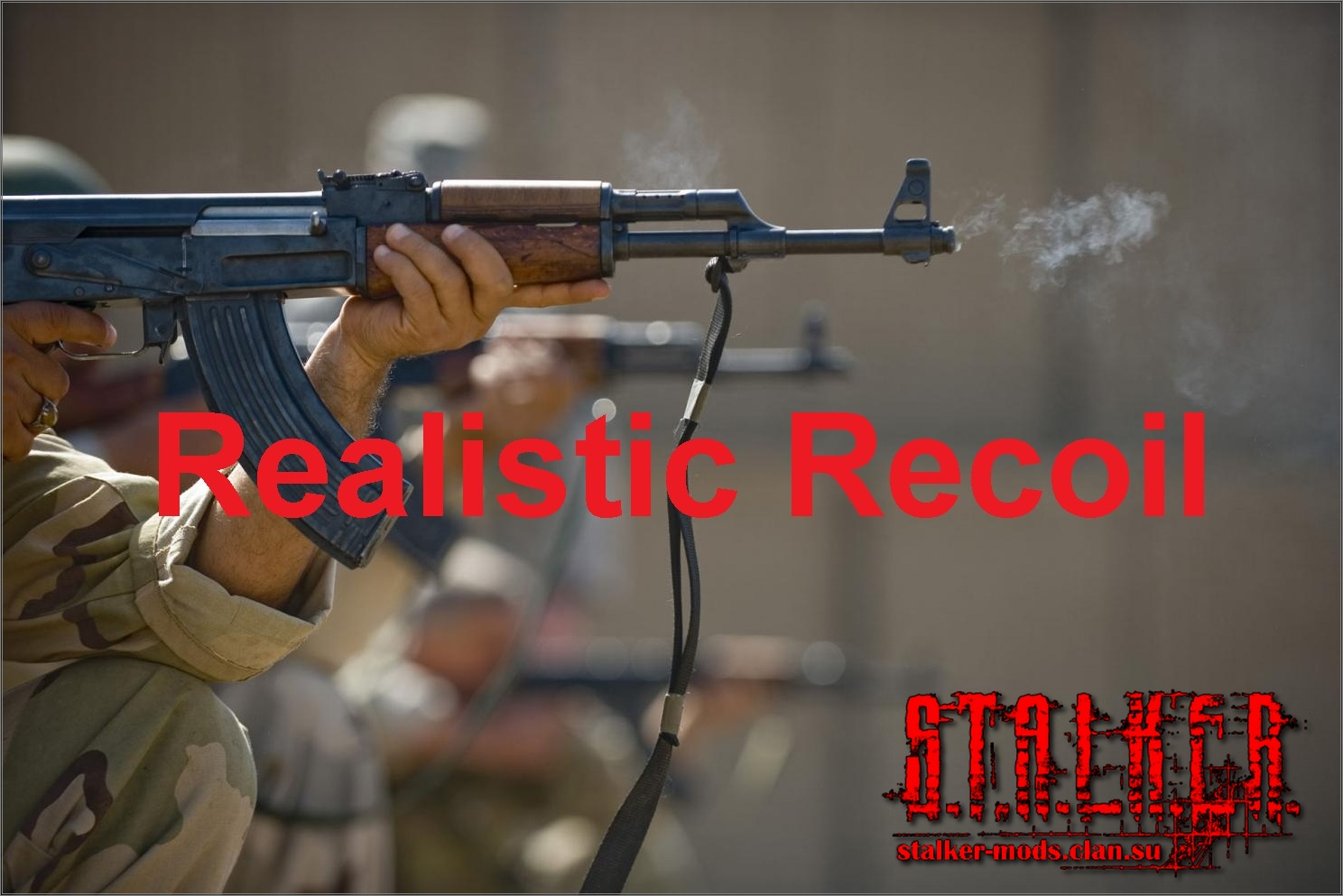 REALISTIC RECOIL