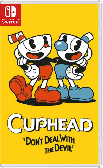 Cuphead Switch NSP
