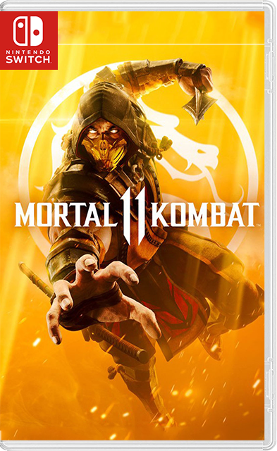 Mortal Kombat 11 Switch NSP