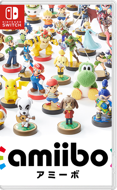 amiibo + amiiswap + 724 figures - Switch-xci com