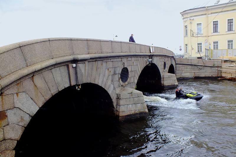 Прачечный мост Санкт-Петербурга