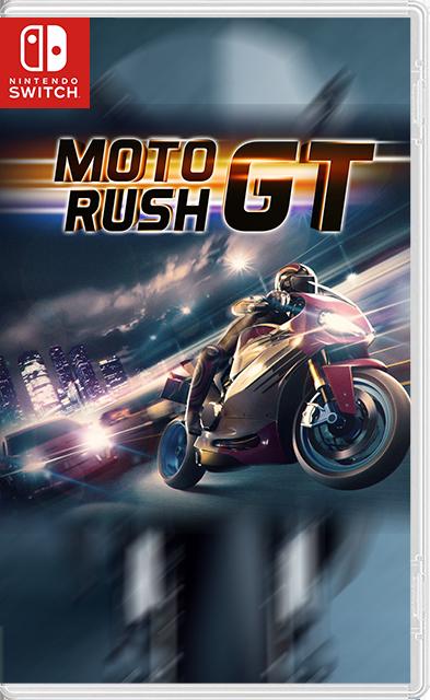 Moto Rush GT Switch NSP XCI NSZ