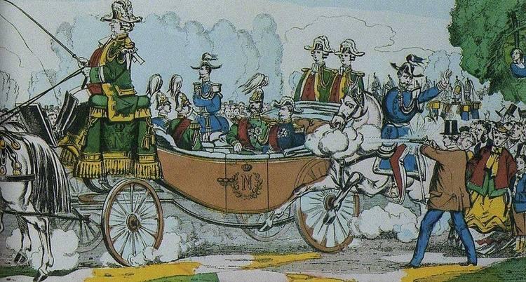 Второе покушение на императора Александра II