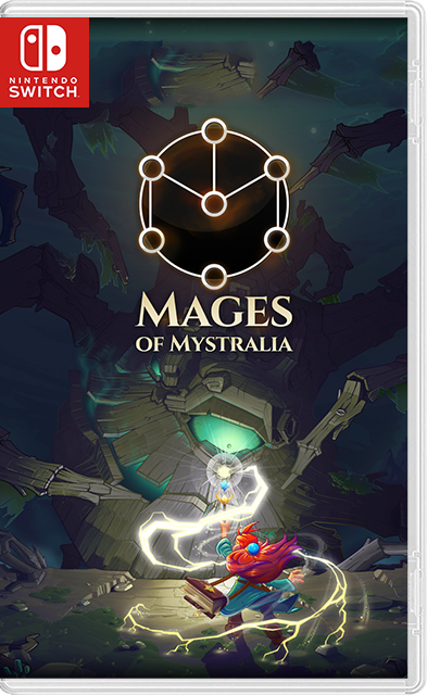 Mages of Mystralia Switch NSP
