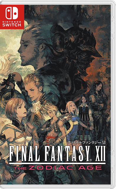 Final Fantasy XII: The Zodiac Age Switch NSP