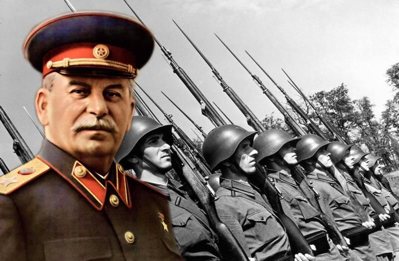 Сталин и его вклад в победу