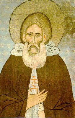Sergius von Radonezh