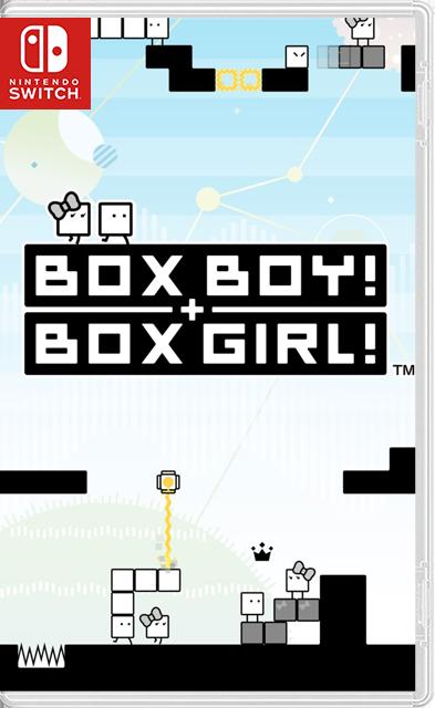 BOXBOY + BOXGIRL! Switch NSP - Switch-xci com