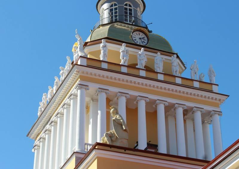 Петербургское  Адмиралтейство
