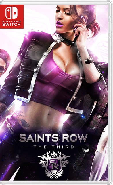 Saints Row: The Third – The Full Package Switch NSP XCI