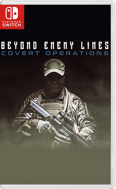 Beyond Enemy Lines: Covert Operations Switch NSP