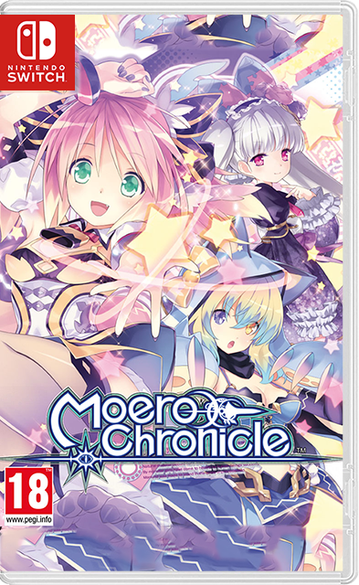 Moero Chronicle Hyper Switch NSP
