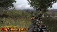 STCoP Weapon Pack 3.1 - аксу
