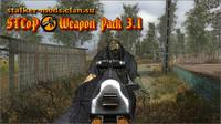STCoP Weapon Pack 3.1 - пак оружия