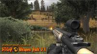 STCoP Weapon Pack 3.1 - полная версия