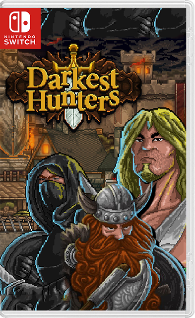 Darkest Hunters Switch NSP