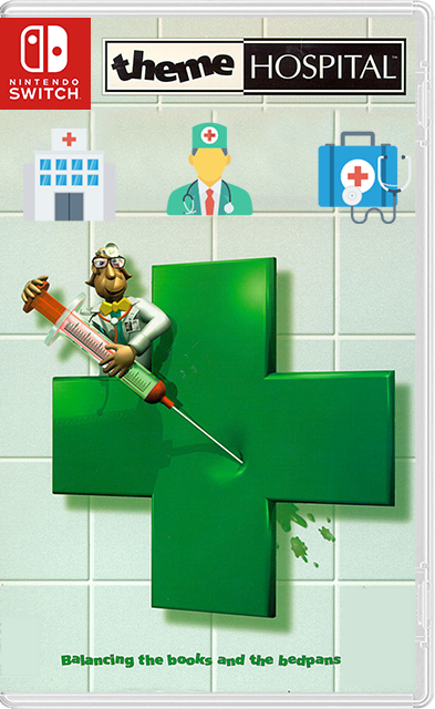 Theme Hospital Switch NSP