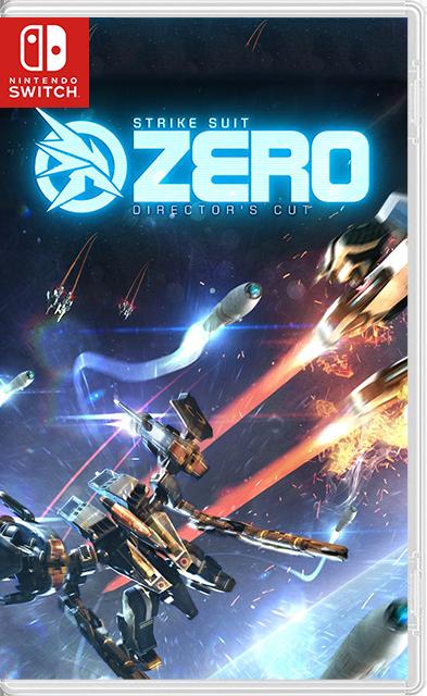 Strike Suit Zero: Director's Cut Switch NSP