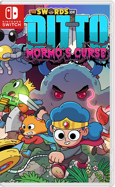 The Swords of Ditto: Mormo's Curse Switch NSP