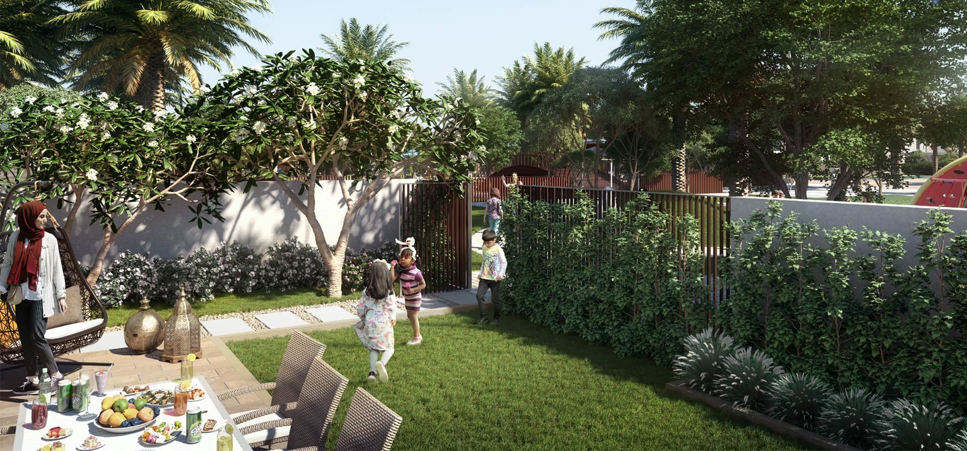 Emaar Ruba Townhouses at Arabian Ranches III
