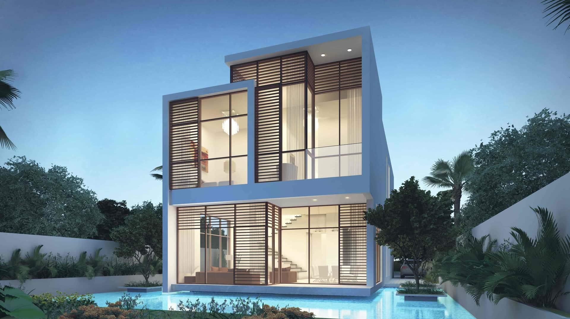 Damac Hills Villas