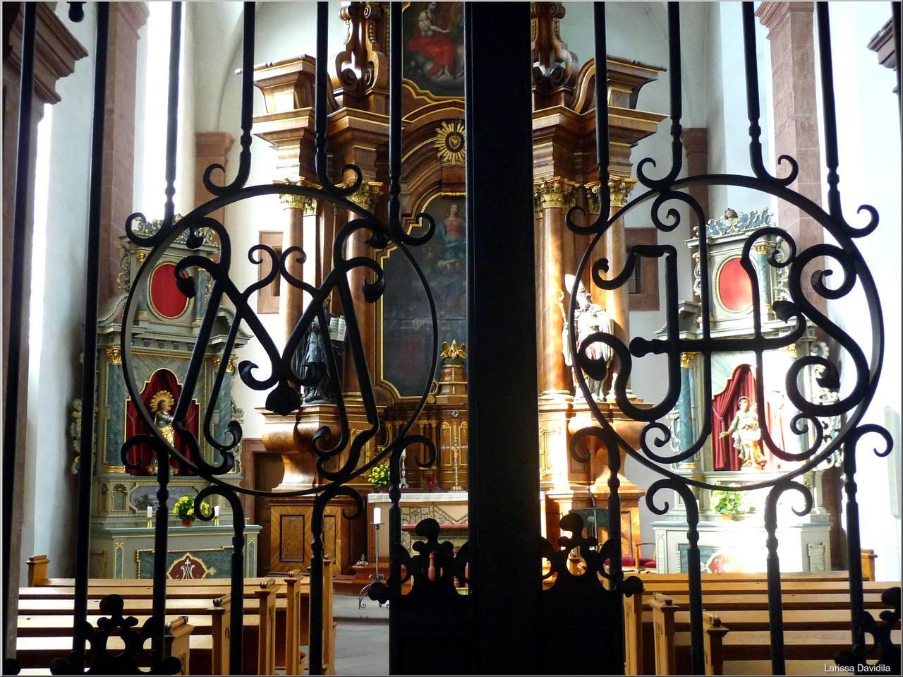 Trier. St. Paulin (1)