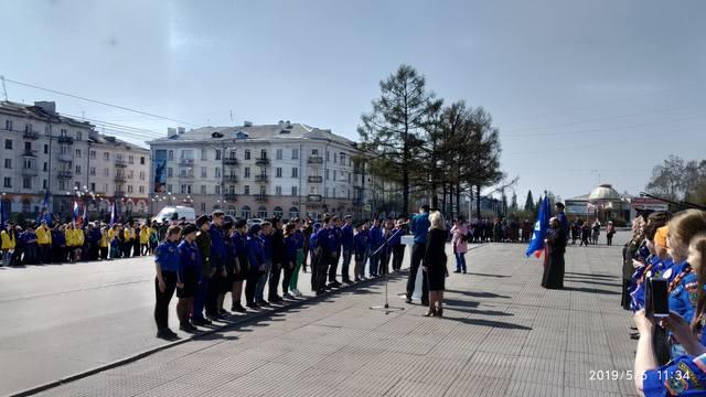 Георгиевский парад-2019!