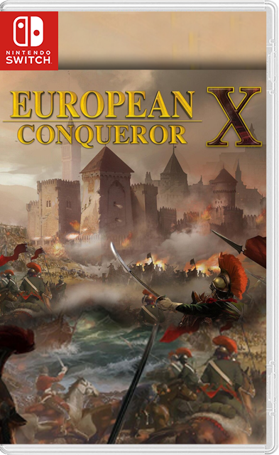 European Conqueror X Switch NSP