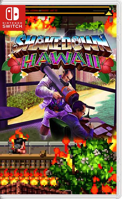 Shakedown: Hawaii Switch NSP