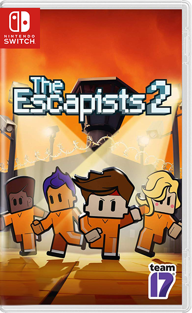 The Escapists 1+2 Complete Edition Switch NSP XCI