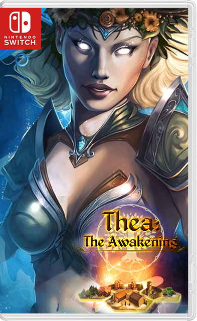 Thea: The Awakening Return of the Giants Switch NSP