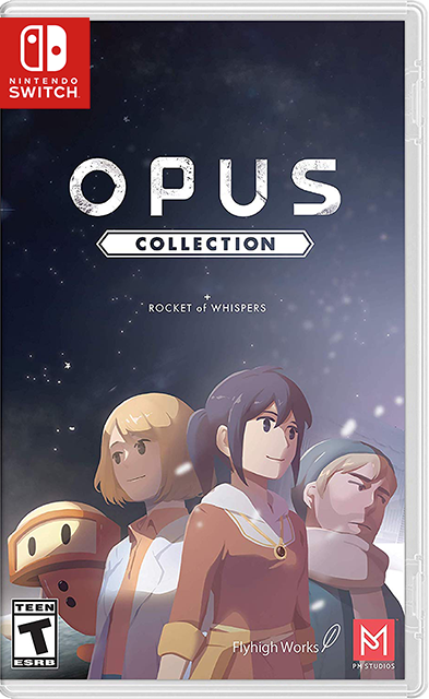 OPUS Collection: Rocket of Whispers + The Day We Found Earth Switch NSP