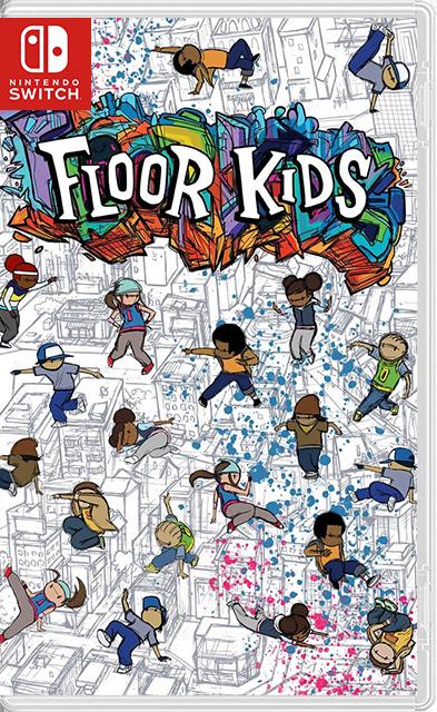 Floor Kids Switch NSP